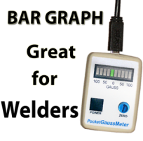 Pocket Gaussmeter - BAR