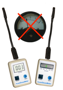 Pocket Gaussmeters