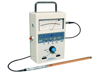 Analog Display Gaussometer